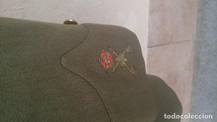 Militaria: 3 trajes prendas de general (perfecto estado de conservación) - Foto 11 - 121395055