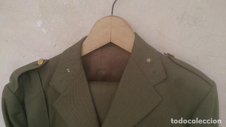 Militaria: 3 trajes prendas de general (perfecto estado de conservación) - Foto 12 - 121395055