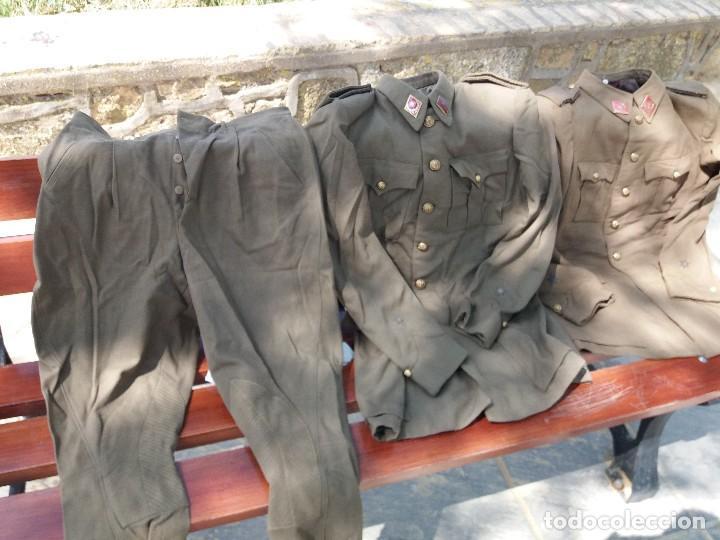 UNIFORME ESPAÑOL DE CAPITAN (Militar - Uniformes Españoles )