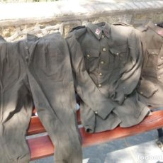 Militaria: UNIFORME ESPAÑOL DE CAPITAN. Lote 121620463