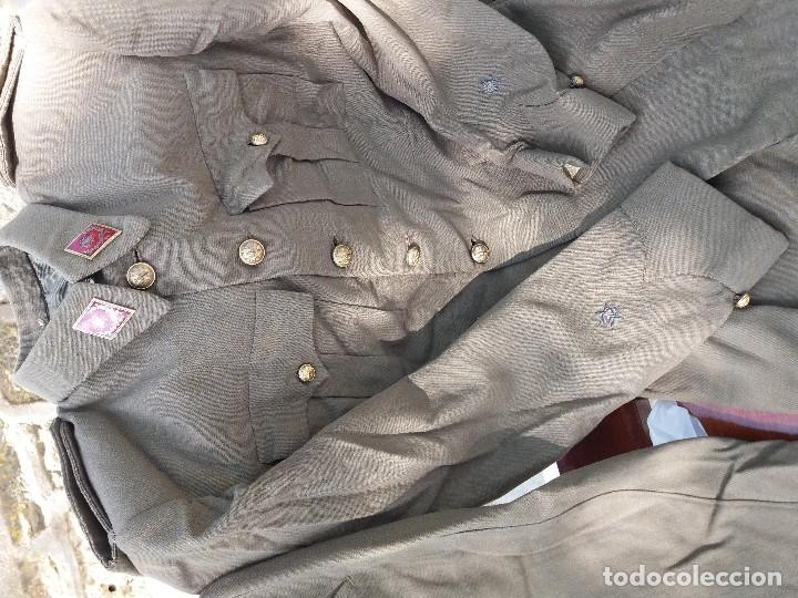Militaria: uniforme español de capitan - Foto 3 - 121620463