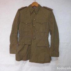Militaria: ANTIGUA GUERRERA DE ALFEREZ DE REGLAMENTO DE 1943, DE FRANCO. AÑOS 40, ORIGINAL. . Lote 122676095