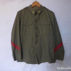 Militaria: ANTIGUA GUERRERA DE CABO DE LA GUERRA CIVIL, ORIGINAL, MODELO DE 1938. Lote 122990667
