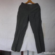 Militaria: ANTIGUO PANTALON RECTO A IDENTIFICAR, COLOR TIPO GUARDIA CIVIL. ORIGINAL, PANTALONES.. Lote 123506815