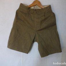 Militaria: ANTIGUO PANTALON CORTO ORIGINAL DE GUERRA CIVIL.. Lote 124948671