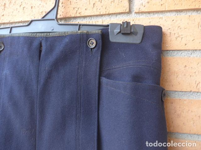 Militaria: * Antiguo y raro pantalon español de siglo XIX, original. ZX - Foto 4 - 125825043