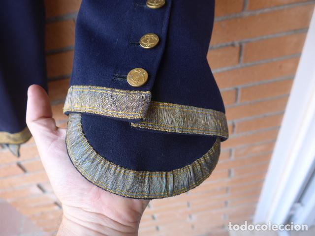Militaria: * Antiguo y raro pantalon español de siglo XIX, original. ZX - Foto 7 - 125825043
