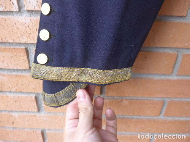 Militaria: * Antiguo y raro pantalon español de siglo XIX, original. ZX - Foto 9 - 125825043