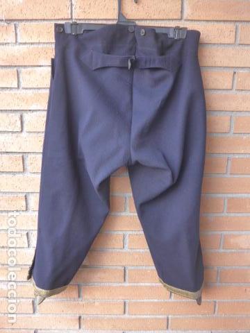 Militaria: * Antiguo y raro pantalon español de siglo XIX, original. ZX - Foto 10 - 125825043