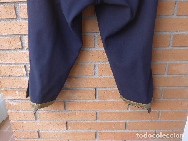 Militaria: * Antiguo y raro pantalon español de siglo XIX, original. ZX - Foto 12 - 125825043