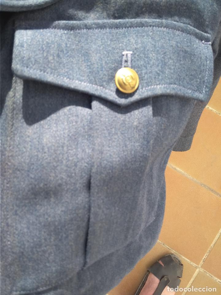 Militaria: Chaqueta corta de ejército del aire + gorrillo - Foto 7 - 127538095