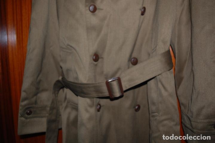 Militaria: EJERCITO ESPAÑOL. ANTIGUO CHAQUETON TRES CUARTOS. PARA OFICIAL Y SUBOFICIAL. IMPECABLE ESTADO - Foto 8 - 128535207