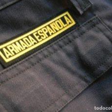 Militaria: EXCELENTE PANTALÓN DE FAENA DE LA ARMADA ESPAÑOLA. TALLA M52. AÑO 1990. GUERRA DEL GOLFO.. Lote 128697819