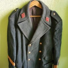 Militaria: ANTIGUO CHAQUETON INVIERNO SARGENTO GUARDIA CIVIL. Lote 128809395