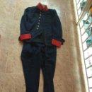 Militaria: UNIFORME DE INFANTERÍA - ALFONSO XIII - LEER DESCRIPCIÓN -. Lote 129155751