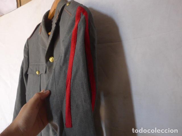 Militaria: Antigua guerrera de la policia armada con su galon, original. - Foto 7 - 132015742