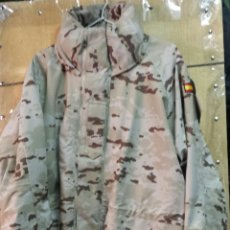 Militaria: CHAQUETÓN INTEMPERIE GORE-TEX ÁRIDO PIXELADO CON POLAR DESMONTABLE T-M. Lote 132492526
