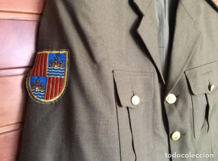 CHAQUETA MILITAR (Militar - Uniformes Españoles )
