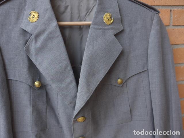 Militaria: * Antigua guerrera de la policia de puertos, tipo p. armada, original. ZX - Foto 4 - 132682458