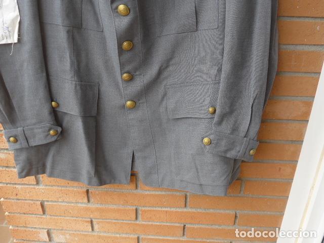 Militaria: * Antigua guerrera de la policia de puertos, tipo p. armada, original. ZX - Foto 8 - 132682458