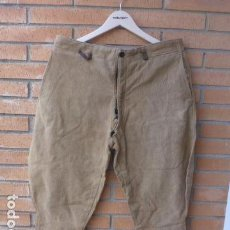 Militaria: * ANTIGUO PANTALON BRECHES ORIGINAL, EJERCITO POPULAR REPUBLICANO DE GUERRA CIVIL. ZX. Lote 133724530