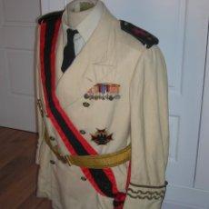 Militaria: RARISIMA GUERRERA FRANQUISTA DE MUY ALTO JERARCA FALANGISTA. FALANGE. MOVIMIENTO NACIONAL.. Lote 133777454