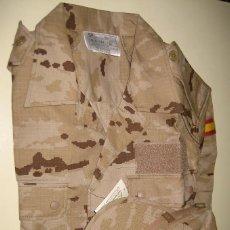 Militaria: CAMISOLA ARIDA PIXELADA T:1N + GORRA T: P. Lote 134063294