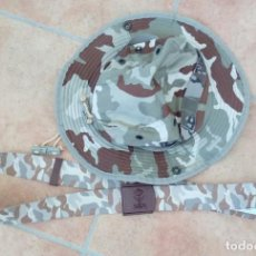 Militaria: CHAMBERGO, PAMELA ÁRIDA DE INFANTERÍA DE MARINA Y CEÑIDOR.. Lote 213807176