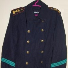 Militaria: ABRIGO INFANTERIA DE MARINA AÑOS 90 GRADUACION CABO. Lote 138296502