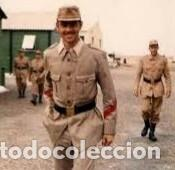 Militaria: ATN, tropas nómadas, camisola (guerrera) y teresiana.Uniforme Sahara - Foto 10 - 138978586