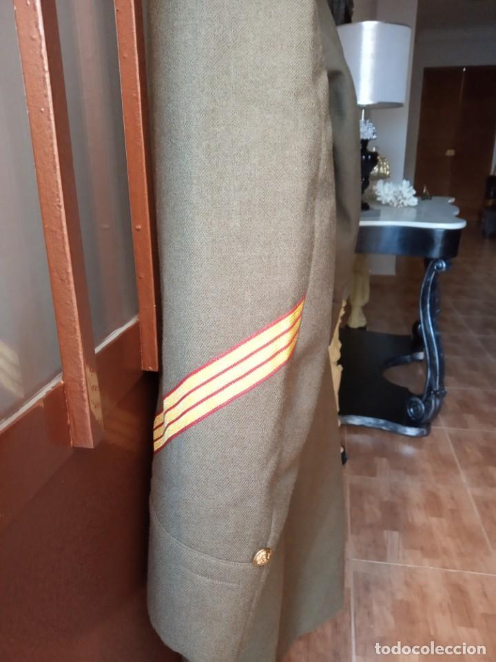 Militaria: Chaquetón militar época franquista - Foto 4 - 142784994