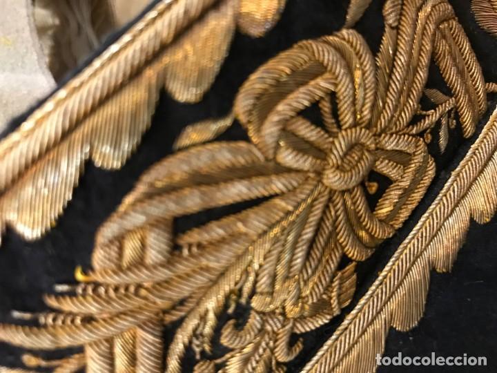 Militaria: precioso uniforme de gentilhombre de camara, alfonso xiii, - Foto 4 - 143098026