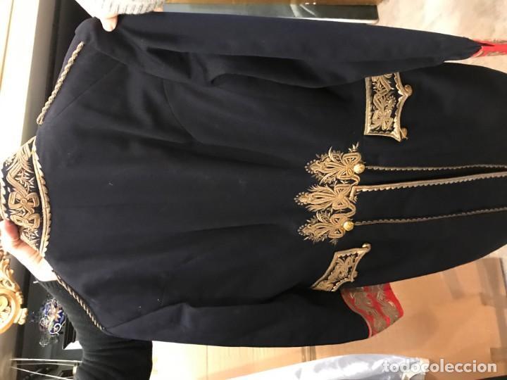 Militaria: precioso uniforme de gentilhombre de camara, alfonso xiii, - Foto 7 - 143098026