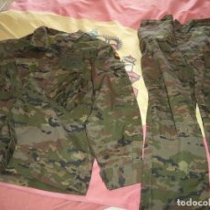 Militaria: UNIFORME PIXELADO BOSCOSO TALLA 4C. Lote 143866450