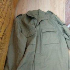 Militaria: UNIFORME REGULARES O TROPAS NOMADAS, M-67, BOLSILLO MUSLO 4 BOTONES, BOLSILLO MANGA IZQUIERDA, AAIUM. Lote 144507366