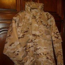 Militaria: CHAQUETON ACOLCHADO MILITAR,EJERCITO ESPAÑOL 3/4 ARIDO MIMETIZADO,AFGANISTAN.IMPECABLE!!. Lote 144715590