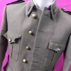 Militaria: CHAQUETA GUERRERA CABO EJERCITO DE TIERRA EPOCA DE FRANCO. Lote 145114114
