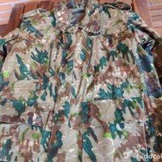 Militaria: CHAQUETA PARKA PARACAIDISTAS BRIPAC CAMUFLAJE AMEBA. Lote 145505642
