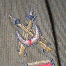 Militaria: UNIFORME DE GENERAL.COLECTIVA 12ª DIVISION. TABOR 1 REGULARES. BATALLAS DE BRUNETE, JARAMA, EBRO.. Lote 146186662