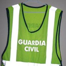 Militaria: CHALECO PETO REFLECTANTE GUARDIA CIVIL. Lote 147576174