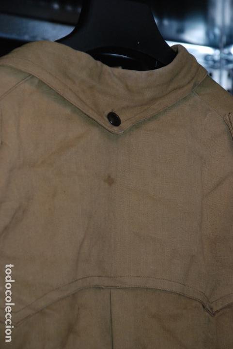 Militaria: GUERRERA DE MANDO - GUERRA CIVIL ESPAÑOLA - GRAN DESGASTE - RESTOS DEL BORDADO DE GALLETA - - Foto 8 - 148009874