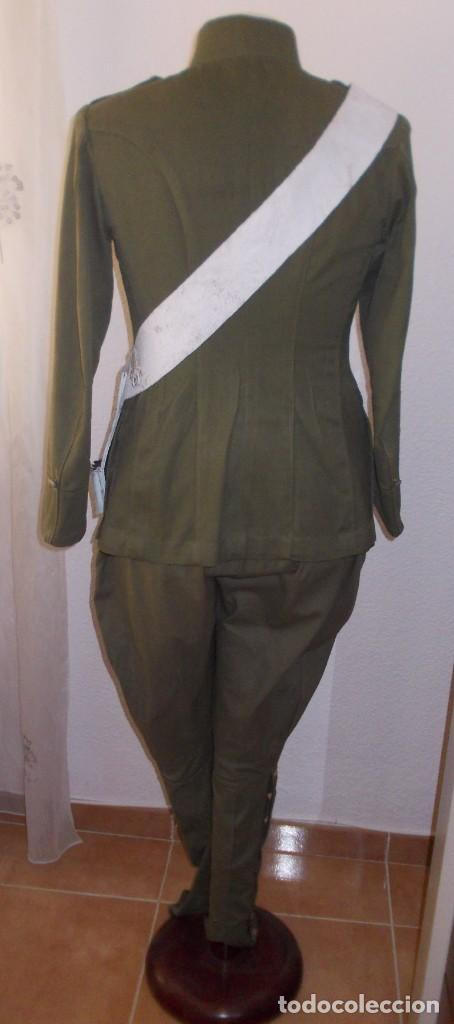 Militaria: Uniforme completo de ingenieros M1914, Alfonso XIII - Foto 3 - 149323486