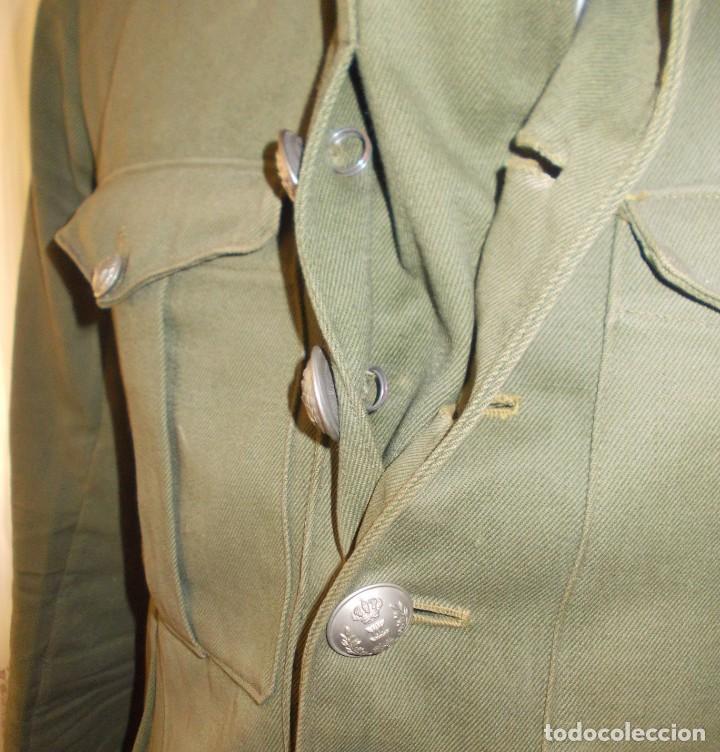 Militaria: Uniforme completo de ingenieros M1914, Alfonso XIII - Foto 6 - 149323486