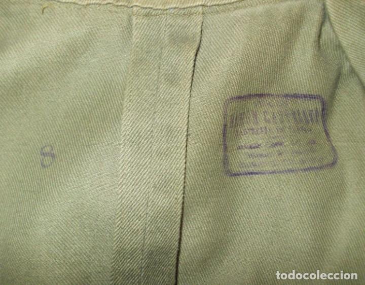 Militaria: Uniforme completo de ingenieros M1914, Alfonso XIII - Foto 7 - 149323486