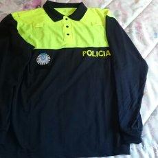 Militaria: POLO INVIERNO POLICIA MUNICIPAL MADRID(MODELO ANTIGUO). Lote 149705122