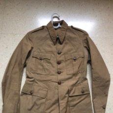 Militaria: GUERRERA REGULARES MODELO 1926 GUERRA CIVIL. Lote 150911782