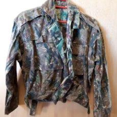 Militaria: CAZADORA COES, REVERSIBLE, TALLA 2. Lote 12574728