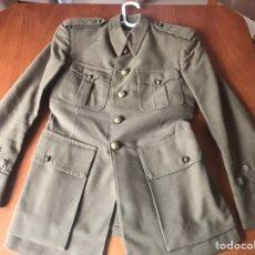 Militaria: GUERRERA CAPITAN MODELO 1943 AÑOS 40. Lote 151374917
