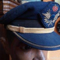 Militaria: GORRA PILOTO CIVIL . Lote 151615634
