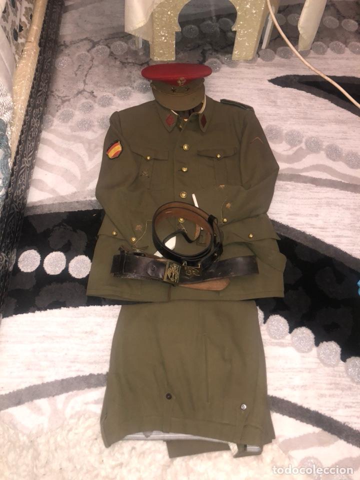 UNIFORME MILITAR ESPAÑOL AÑO 60 (Militaria - Spanische Uniformen)